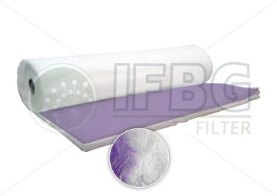 IGH 300 Fiberglass Filter for water base paint