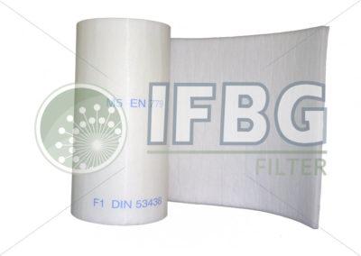 IR 600 Ceiling filter